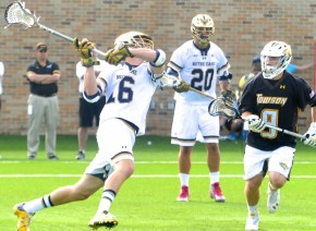 Sergio Perkovic unloads against Towson
